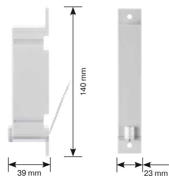 SensorControl SC211-II Maße