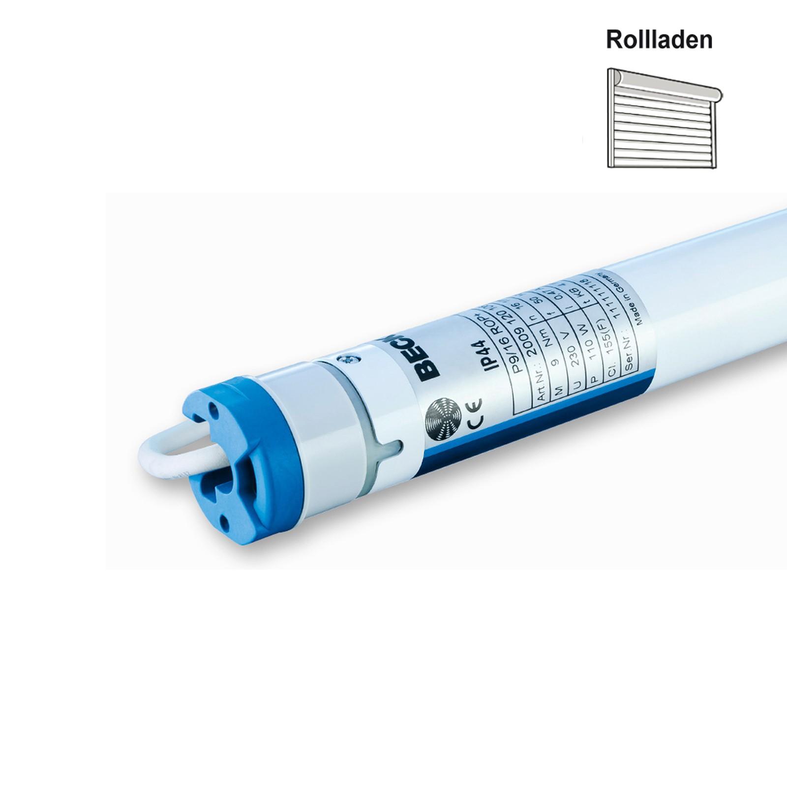 Rollladenmotor P-E03 Grafik