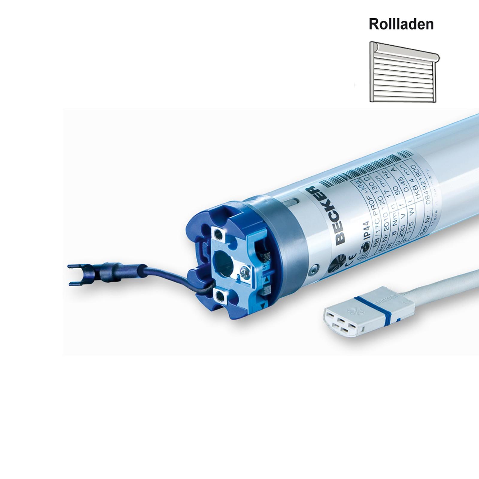 Becker Funk Rollladenmotor R8-B01