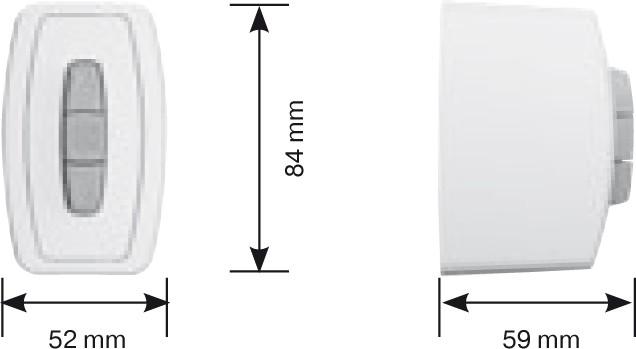 Becker EasyControl EC41 Maße