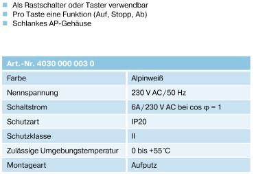 Becker EC41 Technische Daten