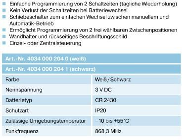 Becker MC441-II Schwarz