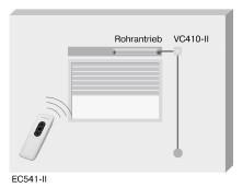 Becker RVS-II Technsiche Daten