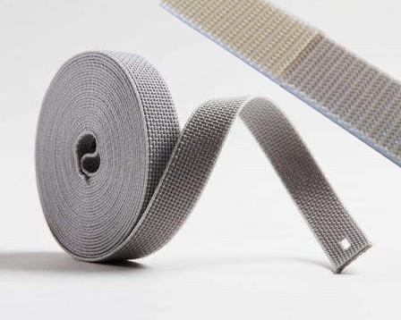 Rollladengurt 23 mm Beige/Grau 4,5m