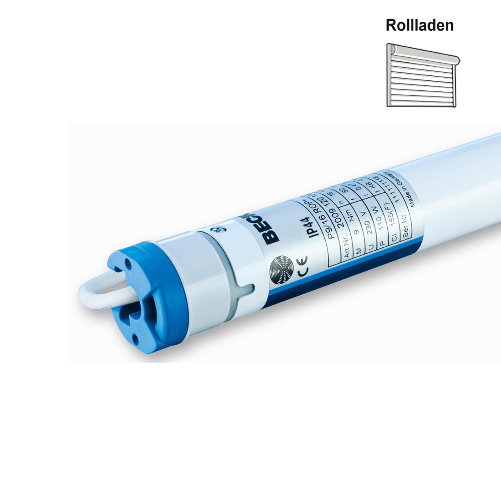Becker P-E01 Rollladenantrieb für Wickelwellen