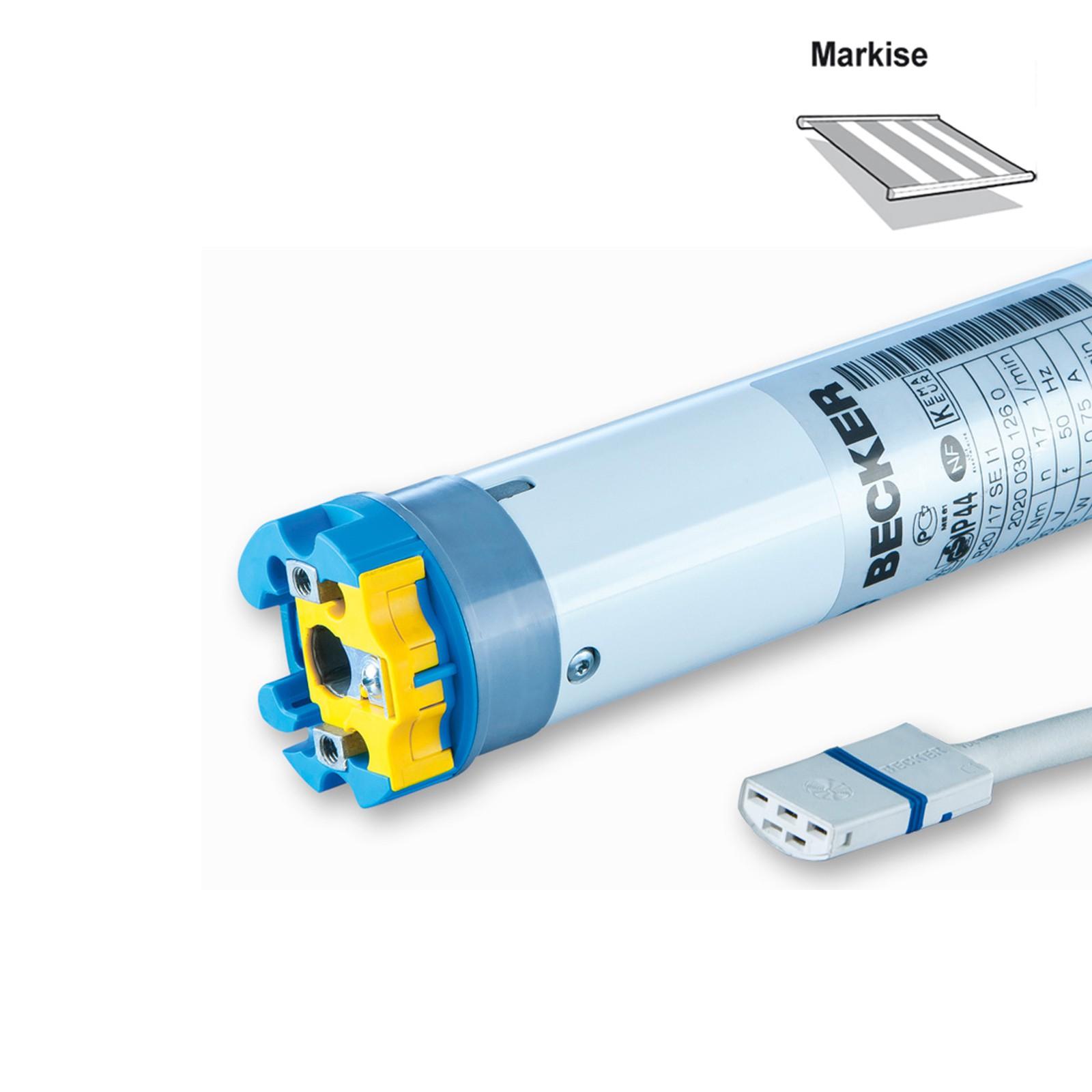 Rolladenmotor Becker R/C SEBO Grafik