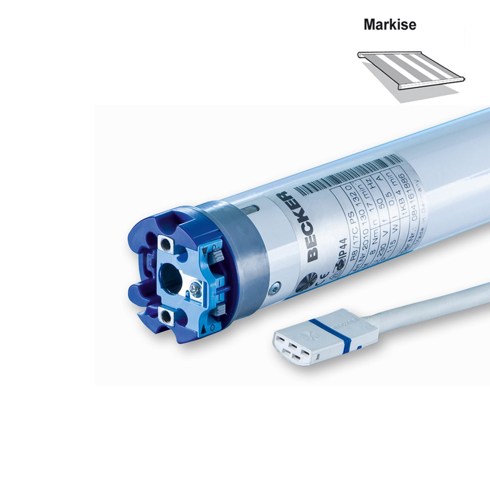 Becker R-C PSF+  Sonnenschutzantrieb Universal mit integriertem Funkempfänger
