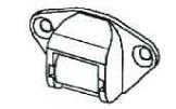 Gurtleitrolle Königsrolle - Maxigurt (Quer) Zeichnung